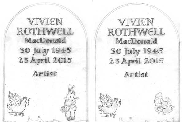 Memorial Sketches