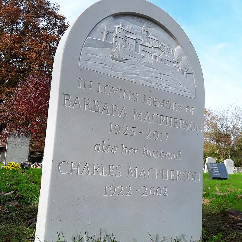Bespoke Headstones Dorset
